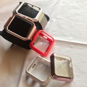 ⌚️Apple Watch⌚️ Series 1 38mm With accessories